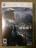 Halo 3: ODST COMPLETE (Xbox 360, 2009)