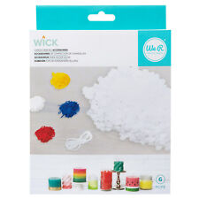 We R Memory Keepers Wick Candle Wax & Bundle By Spotlight