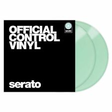 Serato Standard Colours 12 Inch Control Vinyl (glow in the dark, pair)