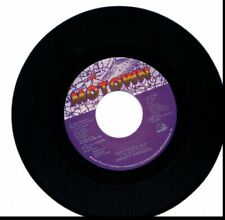 SMOKEY ROBINSON JUST TO SEE HER/I'M GONNA LOVE YOU LIKE THERE'S USED 45RPM VINYL