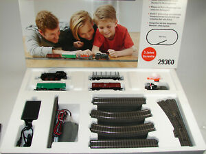 "Märklin H0 29360 - Starter Set "" Freight Train "", Epoch III New"