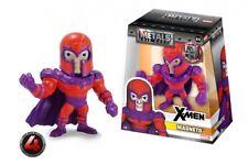 "Jada Metals Diecast 4"" Figure Marvel X-Men Brotherhood of Mutants Magneto M140"