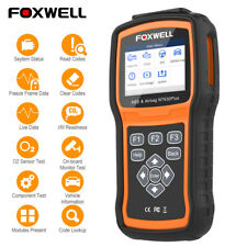 Foxwell NT630 Plus Automotive OBD2 ABS Airbag Reset SAS Diagnostic Scanner Tools