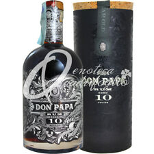 RUM DON PAPA RHUM 10 YEARS LIMITED EDITION RON - TAPPO IN SUGHERO