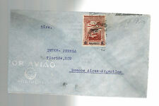 1947 Mozambique Commercial Cover to Buenos Aires Argentina