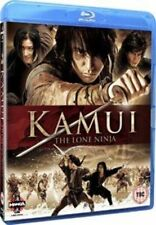 Kamui - The Lone Ninja 5022366802246 With Ekin Cheng Blu-ray Region B