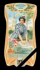 Rare Antique French Calendar: 1904 Savon Le Chat - Excellent Condition