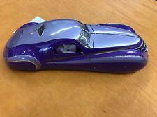 Franklin Mint 1939 Duesenberg Coupe Simone 1/24 Scale Diecast Car Purple
