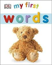 My First Words by DK (Board book, 2015)