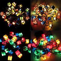 Fairy LED String Light Christmas Party Wedding Festival Xmas Tree Ornament Decor