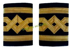 Epaulettes Masters Merchant Navy Slip On (HIGH QUALITY) BRAND NEW