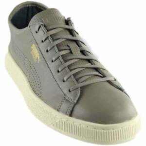 Puma Basket Classic Soft Lace Up  Mens  Sneakers Shoes Casual