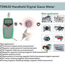 Td8620 Surface Magnetic Field Tester Portable Gaussmeter Digtial Guage Meter
