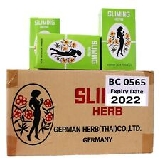 1000 Bags 20 Boxes GERMAN SLIMING HERB TEA Slimming Weight Loss burning calories