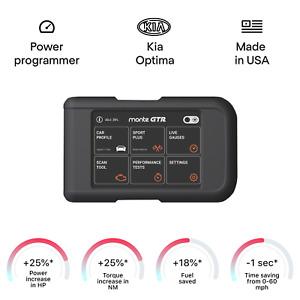 KIA Optima smart tuning chip power programmer performance tuner OBD2