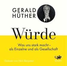 Würde von Gerald Hüther und Uli Hauser (2018)