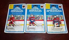 Wayne Gretzky Hockey Game 3 players still in package 1990's  table top hockey