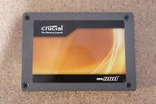 """🍀 ‡ NEW DEMO! ‡ Crucial Real SSD C300 2.5"""" CTFDDAC128MAG-1G1 SATA Drive"""