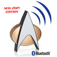 Star Trek The Next Generation 2021 Edition Bluetooth Combadge with Chirp Effect