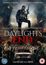 DAYLIGHT'S END Johnny Strong Lance Henriksen DVD in Inglese NEW .cp