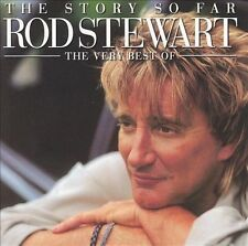 The Story So Far: The Very Best of Rod Stewart by Rod Stewart (CD, Nov-2001, 2 D