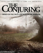 THE CONJURING DVD DISC ONLY - AUTHENTIC US RELEASE