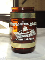VINTAGE 1960-70S SOUTH OF THE BORDER SOUTH CAROLINA  SIESTA WARE  GLASS  MUG