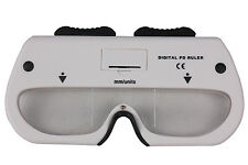 Display Smallest Pupilometer Eyesight Test Optical Digital PD Ruler LEFT RIGHT