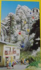 BRAWA 6290 H0 Gebäudebausatz Kanzelwandbahn Berg-/talstation