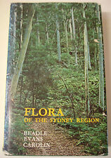 Aust FLORA OF THE SYDNEY REGION: N BEADLE Horticulture Gardening Reference h/c