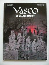 VASCO   24   LE VILLAGE MAUDIT   EO   2012   FLAMBANT NEUF   RARISSIME