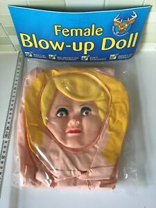 DIVORCED SINGLE DAD FUN NOVELTY JOKE FATHER'S DAY STAG GIFT FEMALE BLOW UP DOLL