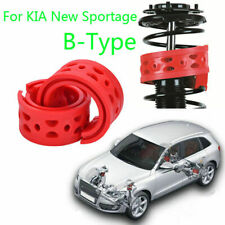 2pcs Front Shock Absorber Spring Bumper Power Cushion Buffer For Kia Sportage