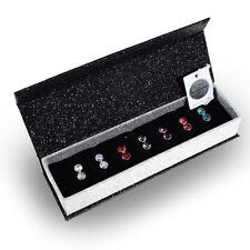 Set 18Kp - Krystal Couture Kcs001C Genuine Crystals By Swarovski 7 Days Earring