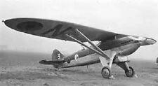 R-31 Belgium Air Force Renard Airplane Wood Model Replica Large Free Shipping