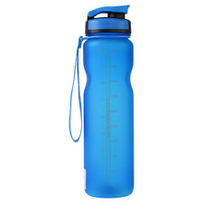 1L Large Capacity Water Bottle For Outdoor Bicycle Cycling Sports Gym Drinking W