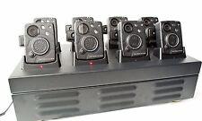 PatrolEyes SC-DV10 Police Data Transfer Charger 8 Camera Docking Station