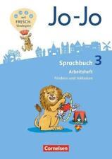 Jo-Jo Sprachbuch - Allgemeine Ausgabe - Neubearbeitung 2016 / 3. Schuljahr - Arb