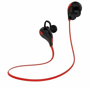 Wireless Bluetooth Earphones Sports Headphones Sweatproof Earbuds Stereo W/ Mic