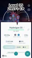 Pokémon Go 🔥 Hydreigon 🔥 2957+ CP Level 35 Trioxhydre