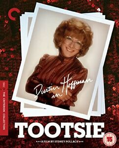 Tootsie (The Criterion Collection) [Blu-ray] [2016] [DVD][Region 2]