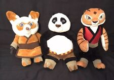 Kohls Cares Kids Kung Fu Panda Tigress Tiger Po Master Plush Shifu Doll
