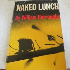 William S Burroughs – Naked Lunch – Grove Press HB 1st Edition, 2nd print