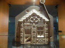* HOUSE HANSEL GRETEL CHOCOLATE MOLD MOULD SCHOKOLADENFORM MOLDS VINTAGE ANTIQUE