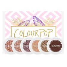 Authentic COLOURPOP Mile High Eyeshadow Palette Kit