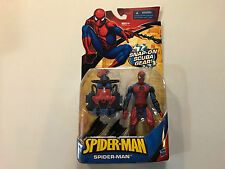 Hasbro Spider-Man Classic Heroes Spider-Man with Snap-On Scuba Gear Action Figur