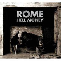 ROME - HELL MONEY  CD  INDEPENDENT ROCK / GOTHIC  NEU