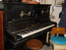 pianoforte verticale marca Segert & scholz leipzg