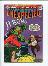 Tales of the Unexpected #103 (5.0) ABC to Disaster! 1967