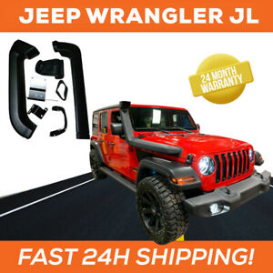 Snorkel / Schnorchel for Jeep Wrangler JL 2.0 benz 3,6 benz Raised Air Intake
